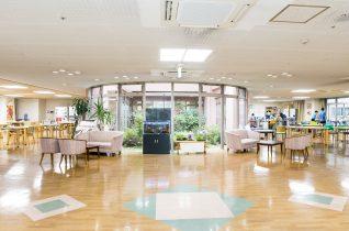 やまき苑は「超強化型介護老人保健施設」です。